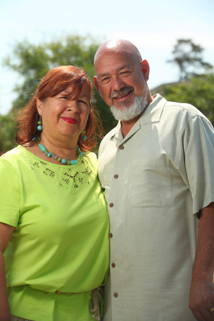 Willie and Nilsa Ureña